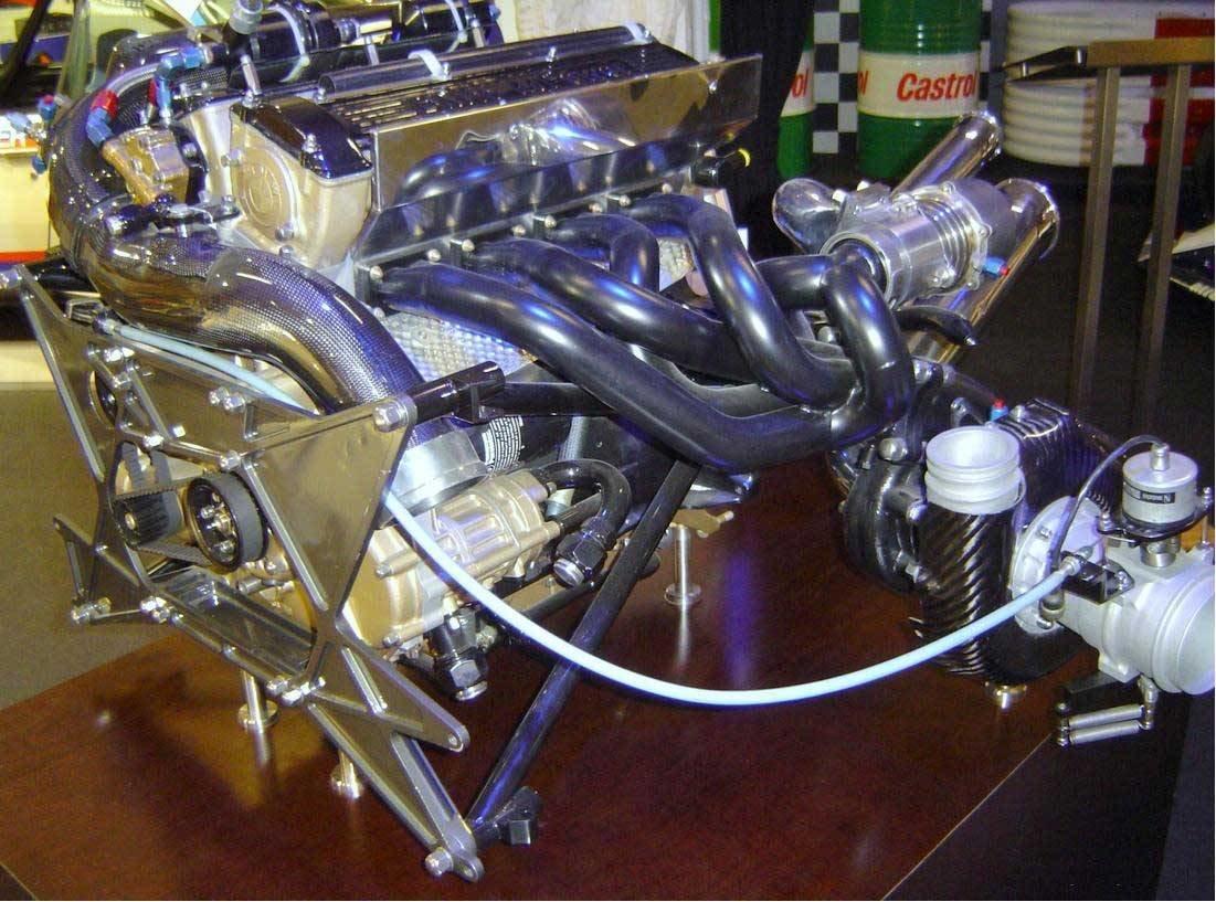 Скорей всего в формуле-1 в 2013 году двигатели будут намного меньше чем сейчас